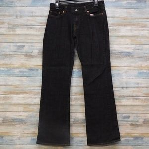 Lucky Brand Jeans 8 x 32 Women's Mid Rise Flare